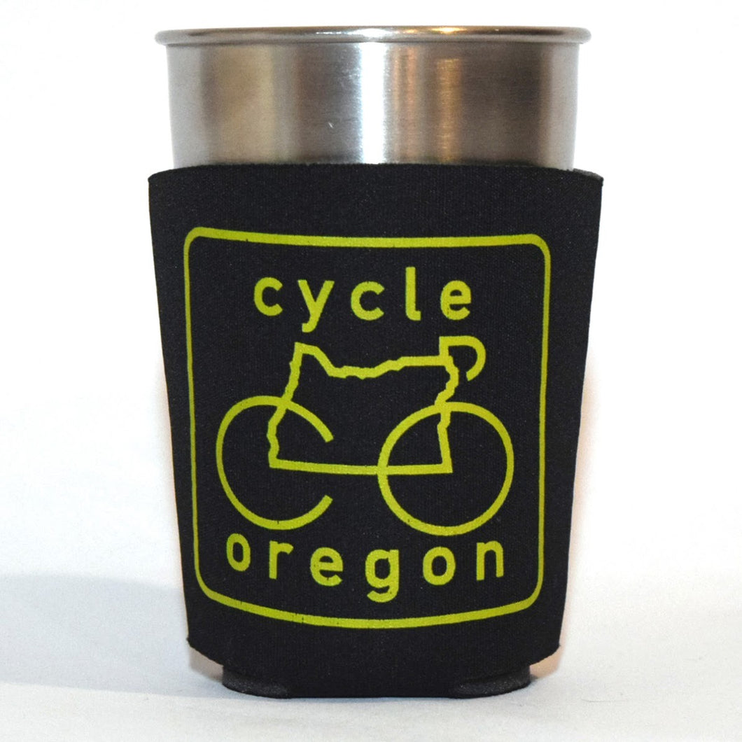 Cycle Oregon Insulated Cup Sleeve (Pair)