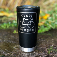 Load image into Gallery viewer, Cycle Oregon 16oz Tumbler with Slide Lid