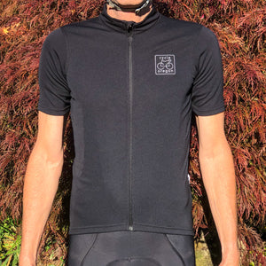 Cycle Oregon Men's Wool Blend Jersey