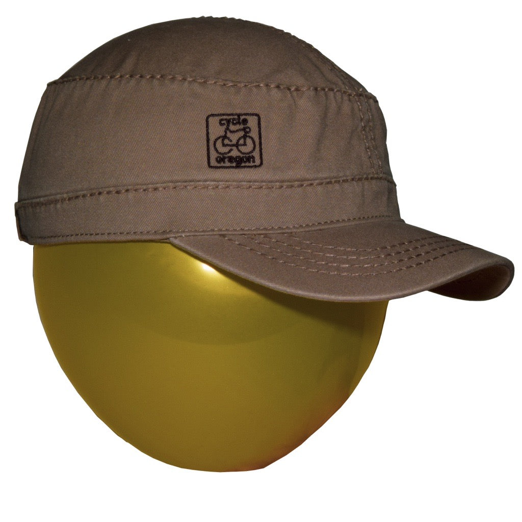 Cycle Oregon Military Style Cap