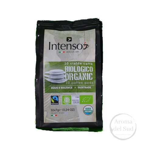 Intenso Bio & Fairtrade 10 ESE Pads