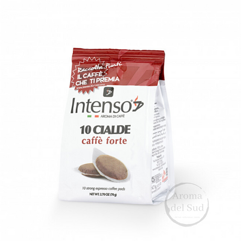 Intenso Forte 10 ESE Pads