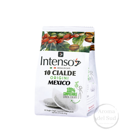 Intenso Mexico 10 ESE Pads