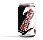 MICKFIT ENERGY-BLACK CHERRY LIGHTLY CARBONATED (12-PACK)