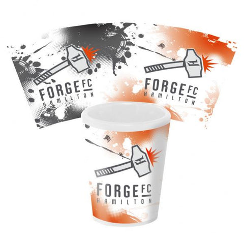 Forge FC 1.5oz Sublimated Shot Glass