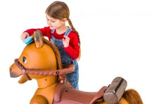 Load image into Gallery viewer, An Interactive Ride-On Pony Scooter