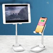 Load image into Gallery viewer, Folding Wireless Charging Mobile Phone Stand