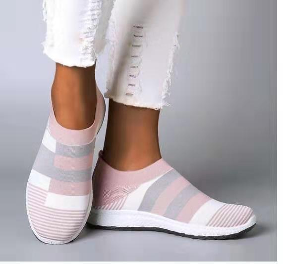 Breathable Slip-on Sneakers