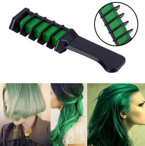 Beautifying Temporary Hair Dye Comb(6 Colors Only $19.99)