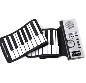 🎁Best gift🎁 - hand roll portable piano(BUY 2 GET 10%OFF)