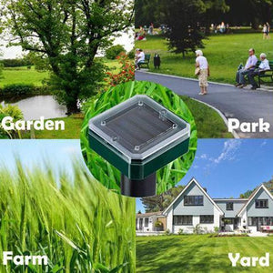 🔥50% OFF Summer Sale🔥Solar Ultrasonic Repeller(BUY 2, FREE SHIPPING)