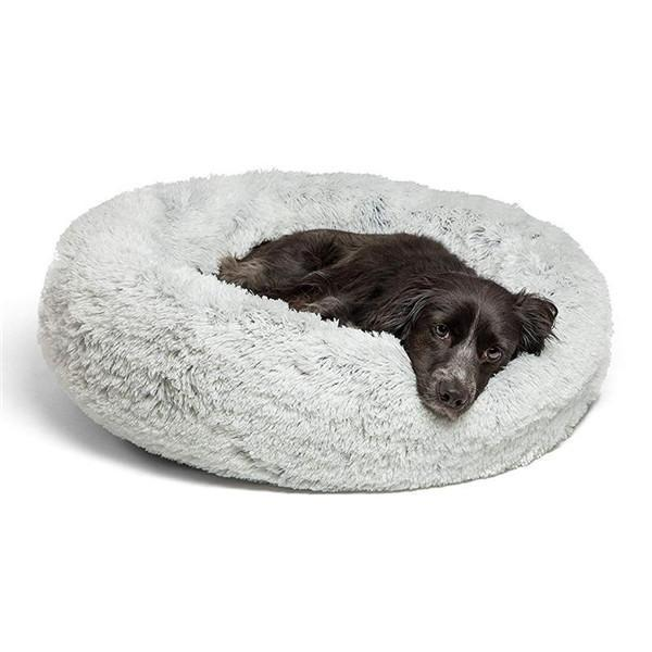 【🔥HOT SALE!!🔥 - FOR YOUR CUTE BABY】Pets Donut Calming Bed