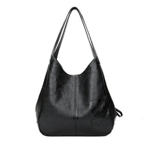 Load image into Gallery viewer, Soft Vintage Tote Bag Handbag - onekfashion