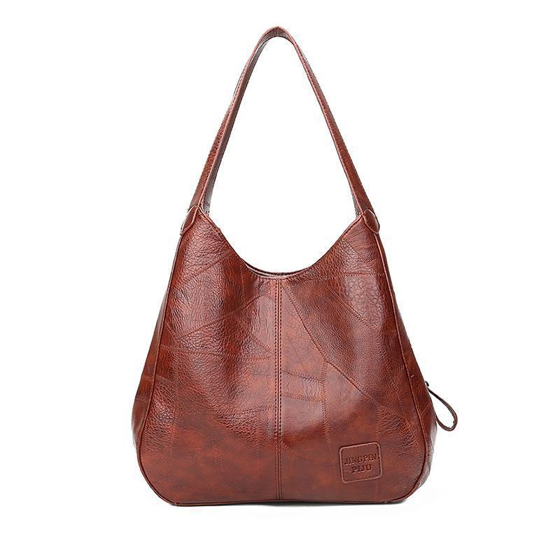 Soft Vintage Tote Bag Handbag - onekfashion