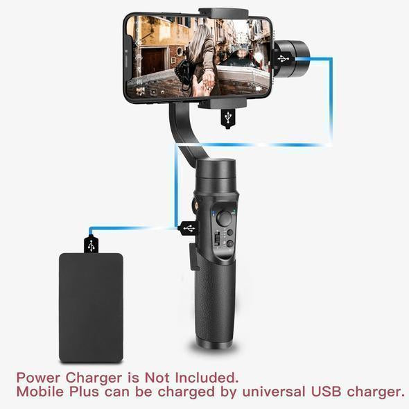 🔥 Last Day Promotion 🔥 3D Smart Bluetooth Handheld Smooth Gimbal