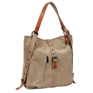 Large Capacity Canvas Shoulder bags
