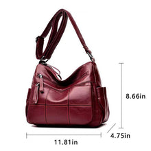 Load image into Gallery viewer, 🔥 70% OFF&BUY 2 FREE SHIPPING 🔥Women Leather Crossbody Bag