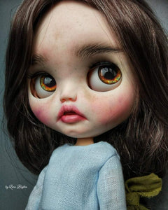 Sonja Albino-Exclusive collection doll,Blythe Doll