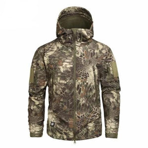 Indestructible Tactical Jacket.