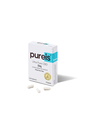 Pureis® are makers of fast absorbing Ultra Pure CBD Capsules