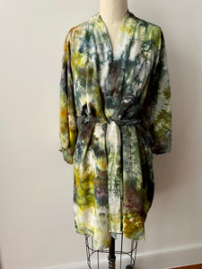 Forest Short Robe