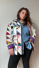 Load image into Gallery viewer, Fly Away Quilted Chore Jacket *made to order*