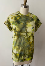 Load image into Gallery viewer, Evergreen Shibori Tee