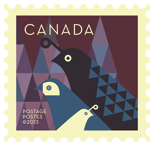 QUAIL - CANADA POST COLLECTION
