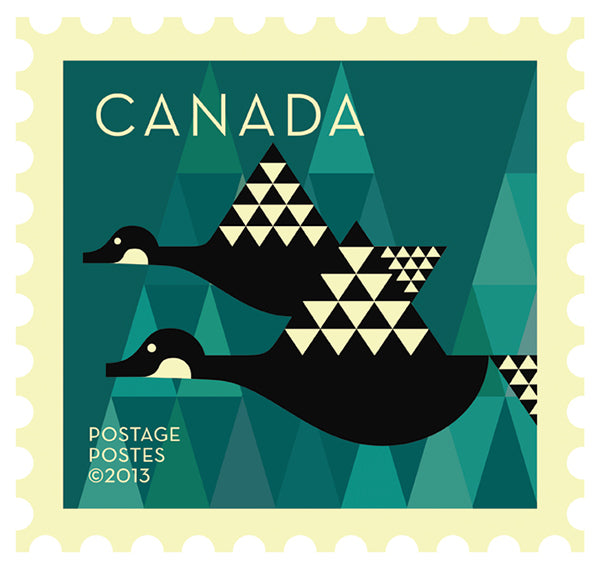 GEESE - CANADA POST COLLECTION