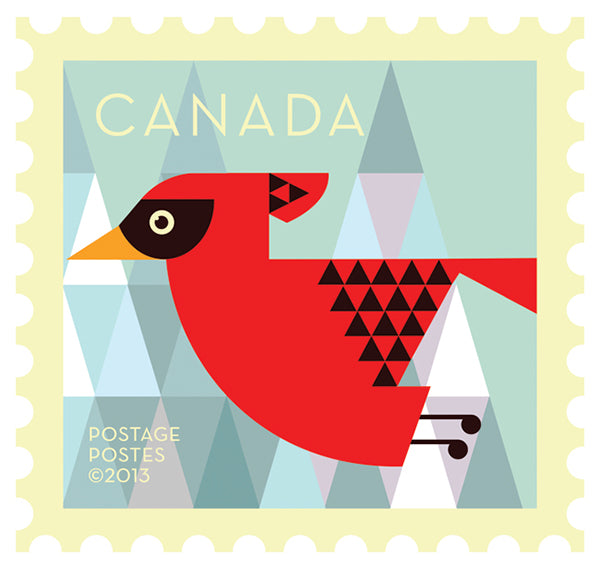 CARDINAL - CANADA POST COLLECTION