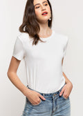 BEAUTY IN SIMPLICITY WHITE TEE