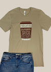 Pumpkin Spice Cup Graphic Tee