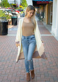 WHAT A FEELING COLOR BLOCK CARDIGAN SALE