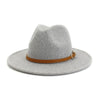 TIME OF YOUR LIFE HAT LIGHT GREY