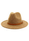 TIME OF YOUR LIFE HAT CAMEL