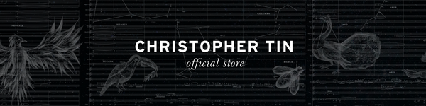 Christopher Tin Official Store mobile logo