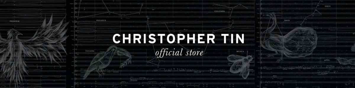 Christopher Tin Official Store logo
