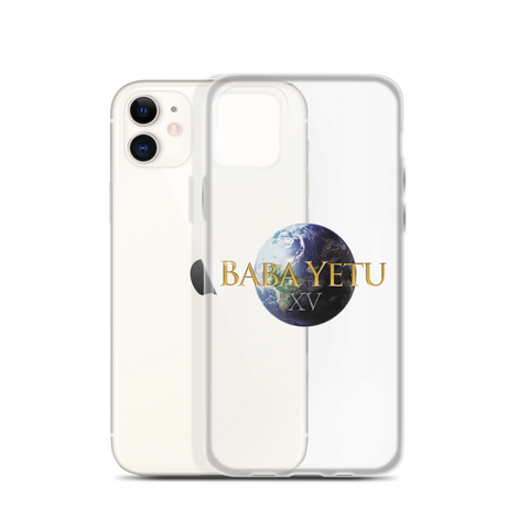 Globe iPhone Case