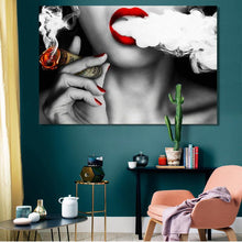 Load image into Gallery viewer, Creative Wall Art Canvas Painting - Giftexonline