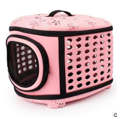 Dog Cat Puppy Carrier Portable Cage - Giftexonline