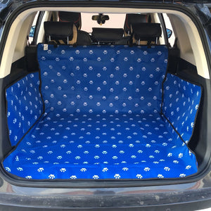 Oxford Cloth Printing Waterproof  Seat cove
