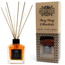 Load image into Gallery viewer, 200ml Ylang Ylang  Mandarin Essential Oil Reed Diffuser