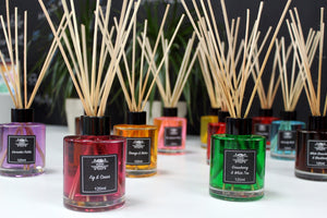 120ml Reed Diffuser Fig & Cassis
