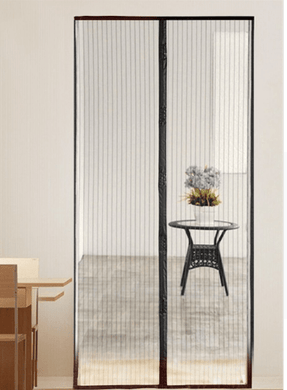 Door Insect protection mesh screen magnetic - Giftexonline