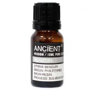 10 ml Benzoin Essential Oil (Dilute/Dpg)