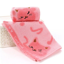 Load image into Gallery viewer, Colorful  small baby towel - Giftexonline