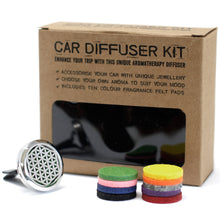 Load image into Gallery viewer, Car Diffuser Kit - Flower of Life - 30mm
