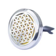 Load image into Gallery viewer, Car Diffuser Kit  Flower of Life  30mm