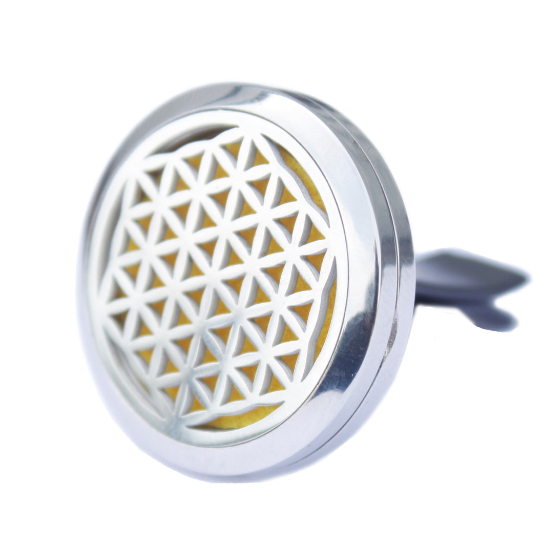 Car Diffuser Kit  Flower of Life  30mm