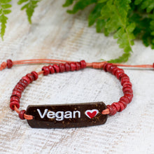 Load image into Gallery viewer, Coco Slogan Bracelets - Vegan